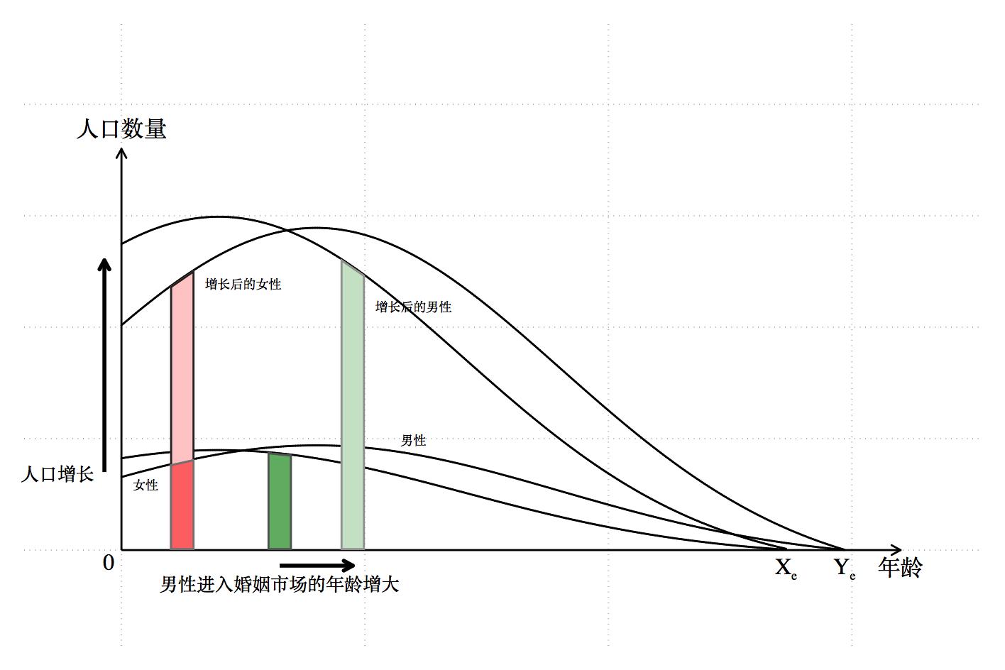 出生性别比例的失衡与婚姻市场的挤压