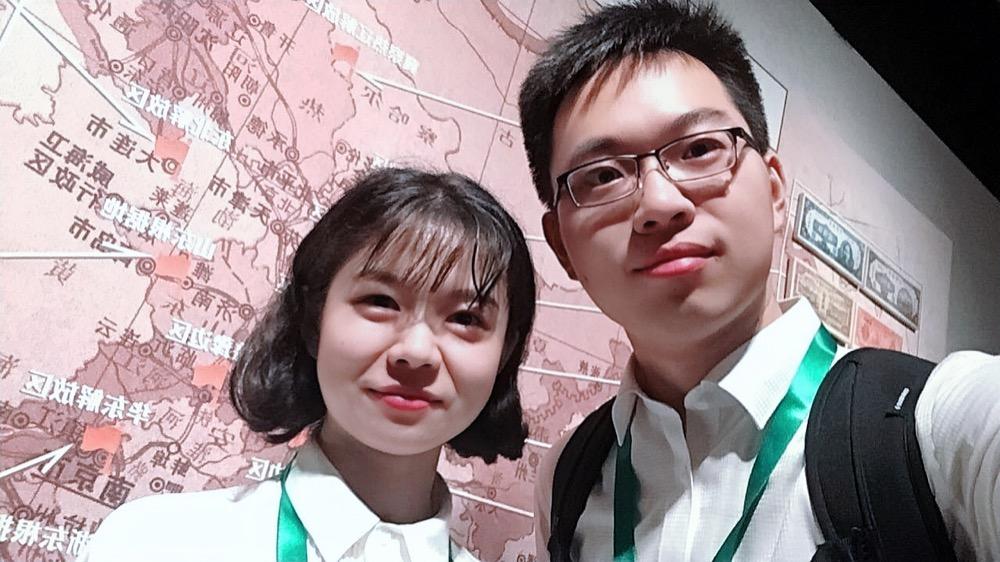 我和陈璐瑶