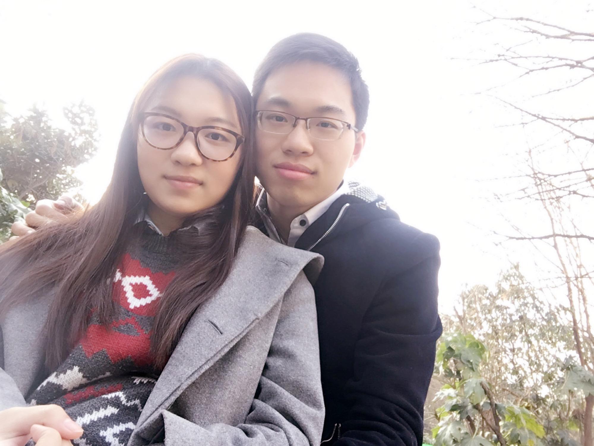 2017年寒假·阜阳·文星公园